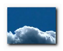 ciel bleu 1